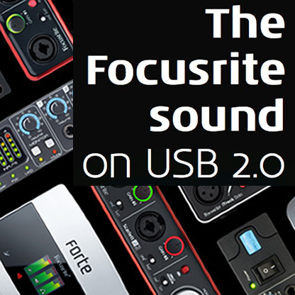 Focusrite Interface