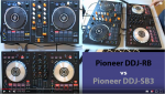 Pioneer DDJ SB3 vs DDJ RB - What's the difference?