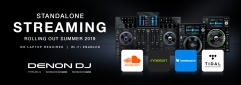 Denon DJ Streaming Update