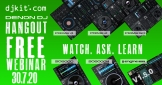 djkit.com and Denon DJ host the free hangout webinar