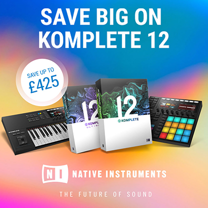 Native Instruments Summer of Sound 2020