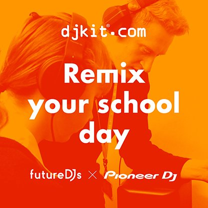 Meet the FutureDJs team and find out how you can remix your school day