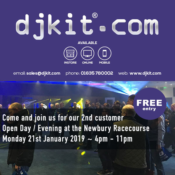 DJkit Open Day / Evening 2019