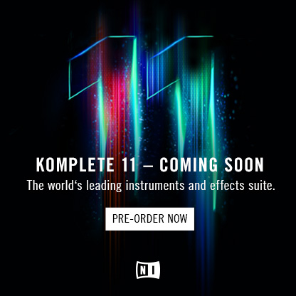 New Native Instruments Komplete 11