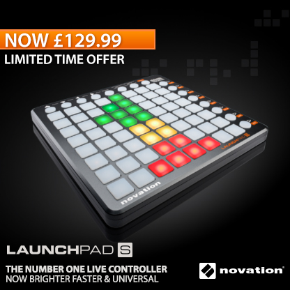 Novation Launchpad S Offer