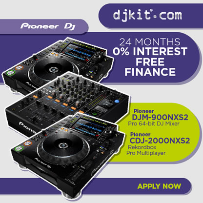 Pioneer 24 Months Interest Free Finance Offer!
