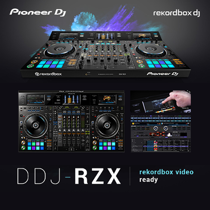 Now in stock, Pioneer DDJ-RZX