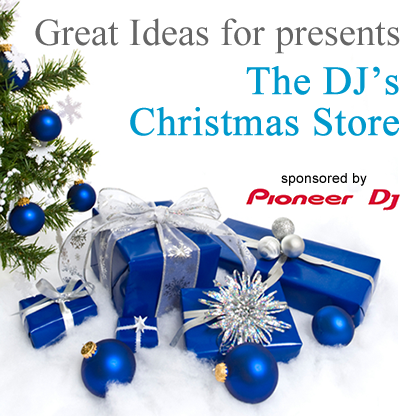 The Christmas DJ Store