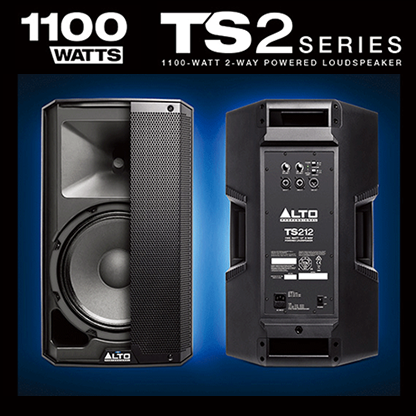 Alto TS2 Series Active Speakers
