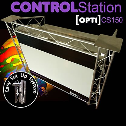 New Opti CS150 Control Station
