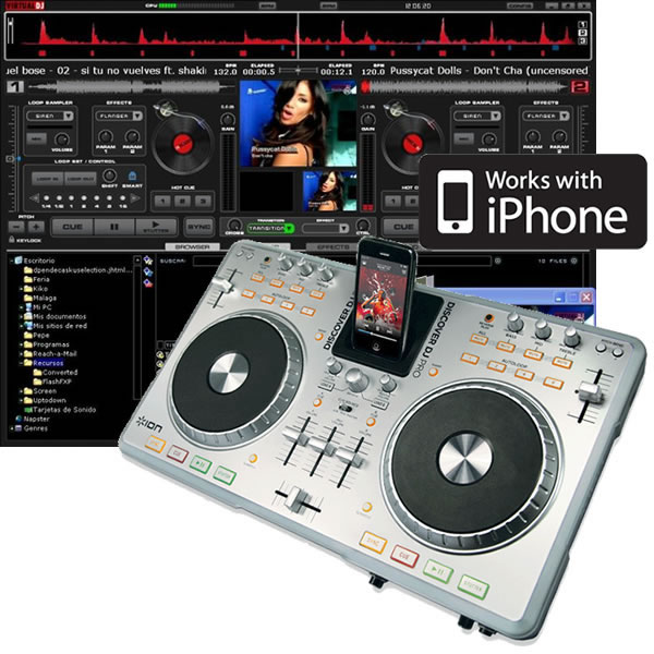 ion discover dj software download