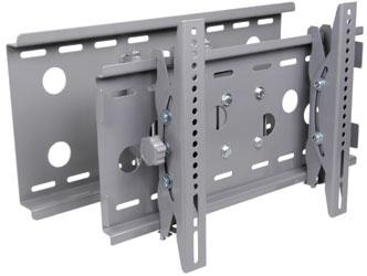 LCD/Plama Screen Wall Mount, Folding Double Deck