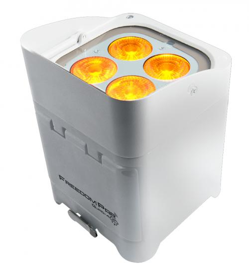 Chauvet Freedom Par Quad-4 IP (White)
