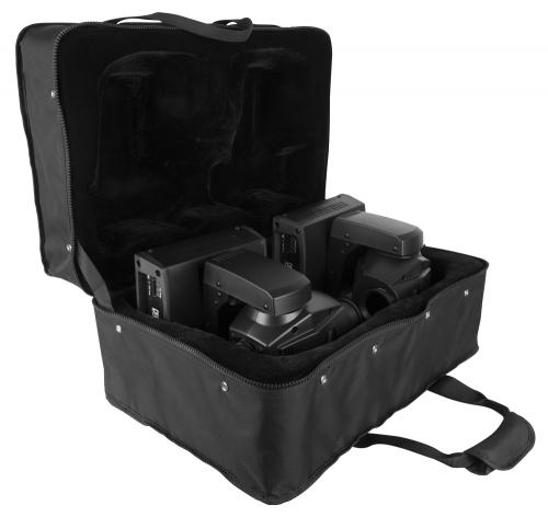 Chauvet CHS-X5X Twin Moving Head Bag