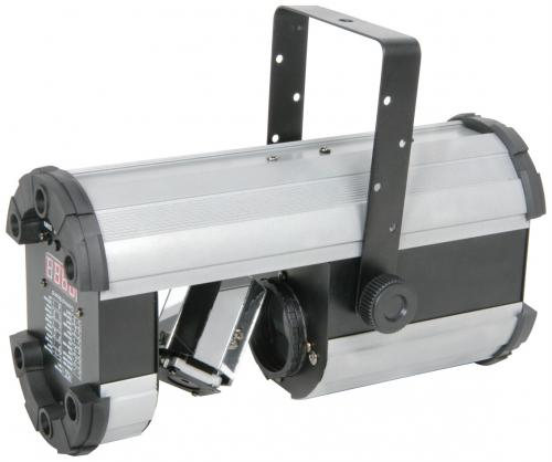 QTX Titan Barrel DMX LED Scanner