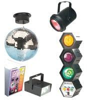 PARTY LIGHT SET 4