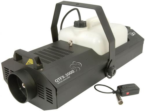 QTFX-2000 High Power DMX Smoke Machine