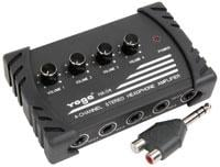 4-Channel Headphone Amplifier