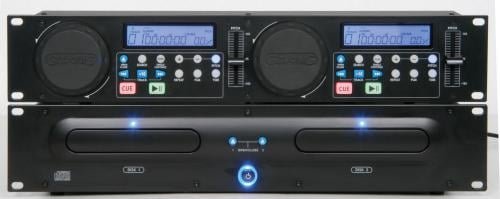 Citronic CD1.3 Anti-Shock CD Player