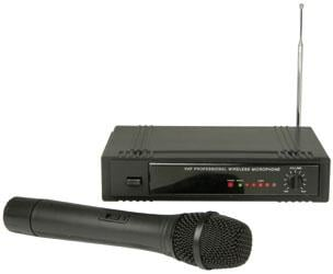 1 Channel VHF 173.8MHz Wireless Handheld Mic System (UK only)
