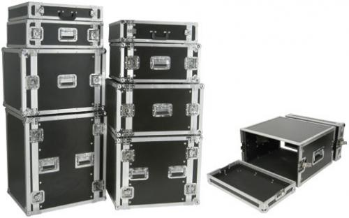 "DJKITCASE 10U - 18"" Depth Flight Case (NEW)"