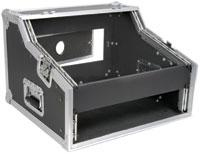 DJKITCASE 2:6:2 Combi Flight Case