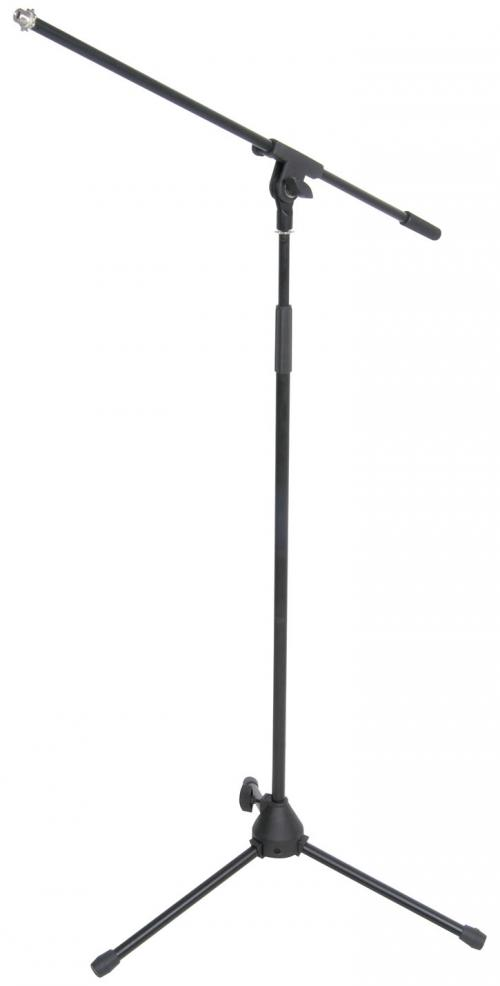 Microphone Stand with Boom Black