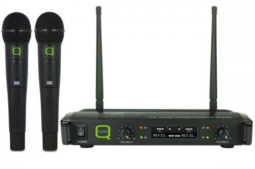 QWM 1932 HH UHF wireless microphone system