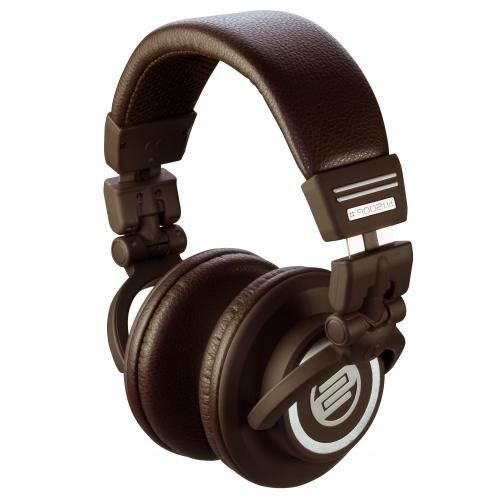 Reloop RHP-10 Chocolate Brown Headphones a