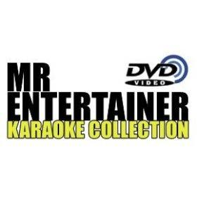 Mr. Entertainer DVD Karaoke Disc Classic Crooners
