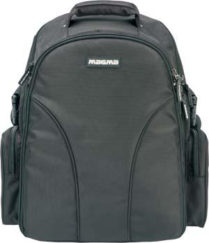 Magma Pro DJ Backpack Black