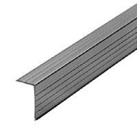 Cabinet accessories - Extrusion, single unequal angle, 2m