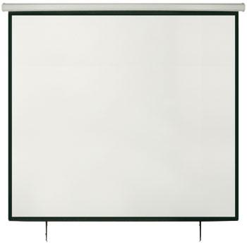Electric Projector Screen, 1:1, 135