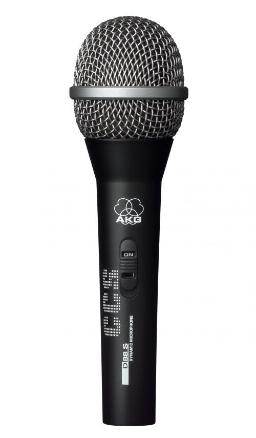 D'88'S GENERAL PURPOSE MICROPHONE