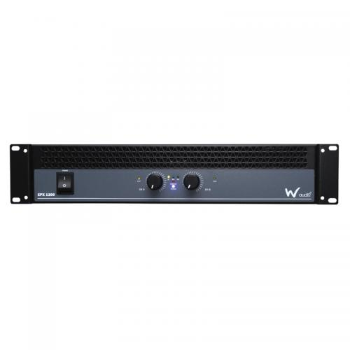 W Audio EPX12000 Amplifier