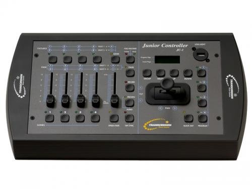 Transcension DMX Baby JC-1 Controller