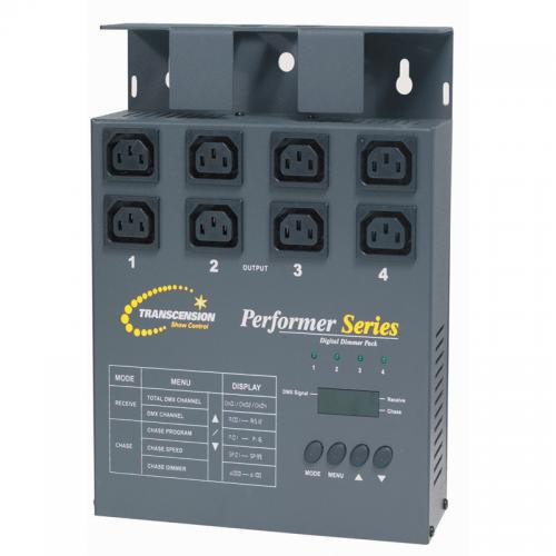Transcension DDP-405 Digital Dimmer Pack