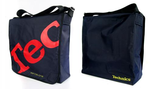 Technics City Bag (Barcelona) T073