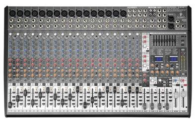 Behringer Eurodesk SX2442FX Mixer with Effects