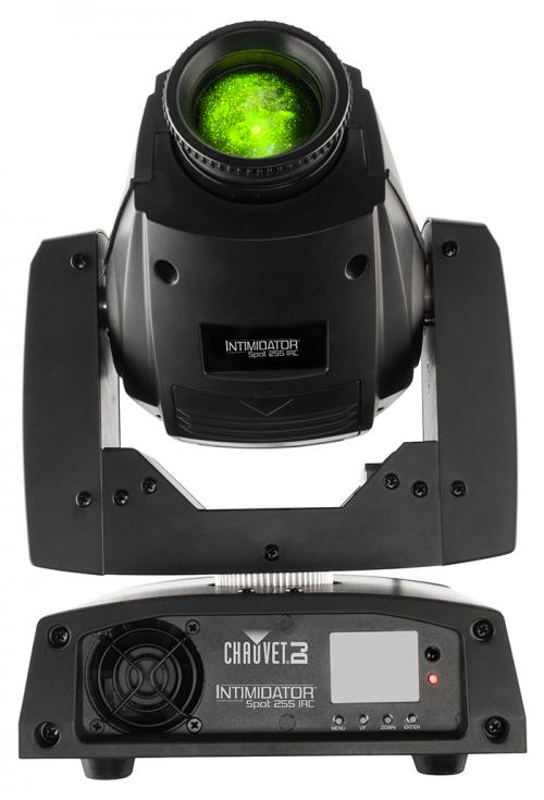 chauvet intimidator spot 255 irc moving head. Black Bedroom Furniture Sets. Home Design Ideas