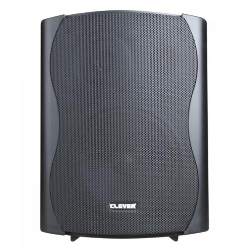 Clever Acoustics BGS 50 Black 8 Ohm Speakers (Pair)