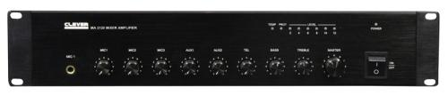 Clever Acoustics MA 2120 100V 120W Mixer Amplifier