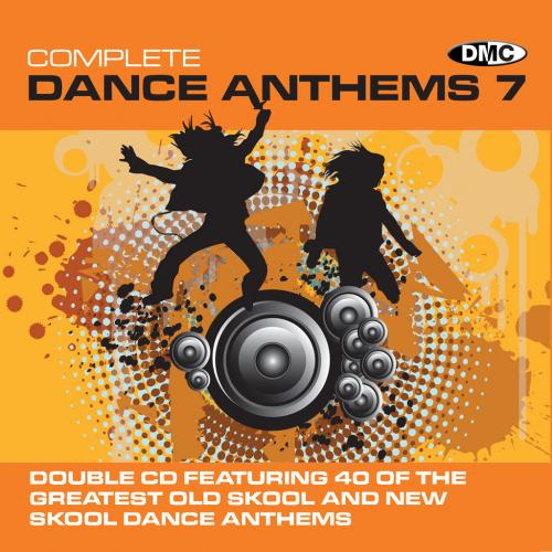 DMC DANCE ANTHEMS Vol. 7