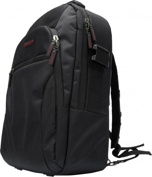 Magma Digi Control Backpack XL Black/Red 47947
