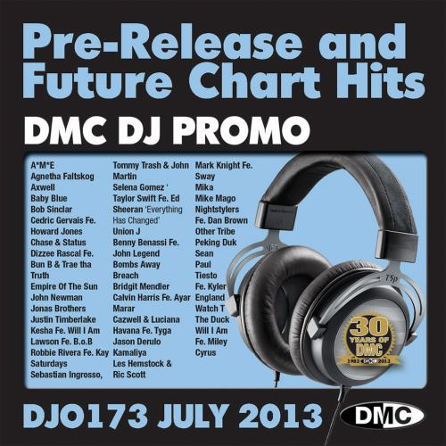 DMC DJ Promo 173 Double CD Compilation