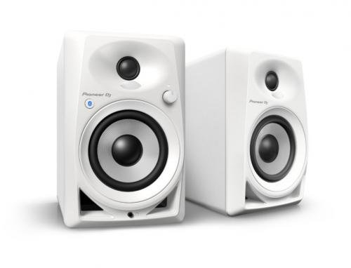 Pioneer DM-40BT-W White Active Monitors