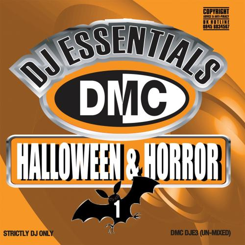 DMC Halloween & Horror Volume 1 (2xcd)