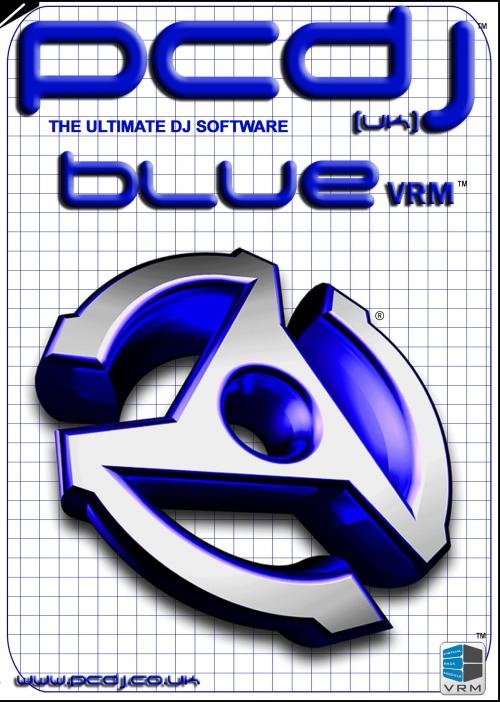 Pcdj blue portable in Title/Summary