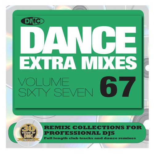 DMC Dance Extra Mixes 67 Single CD