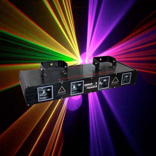 Equinox Pegasus II Quad Colour Laser